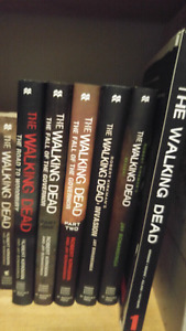 Walking dead novels