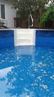 Pool/ liner installation, sales and service