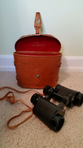 Binocular, from Kurt Muller, Sturdy metal and plastic with case.