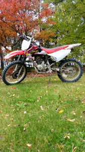 CRF 230F *Clean bike*