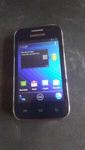 Unlocked Samsung S730/ WiFi/ Bluetooth/ GPS/ No Micro USB charge