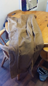 Pair of Dixie overalls 32x40  obo