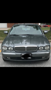 2005 Jaguar-XJ8L-Immaculate condition