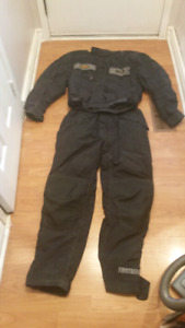 Motorcycle jacket new and 2 motorcycle suits used