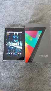 Asus Nexus 7 First Gen