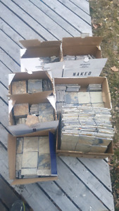 60sqf of Used 4 inch tiles $50
