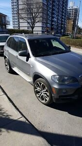 2008 BMW X5 + sports package