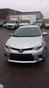 2015 Toyota Corolla LE.finance available