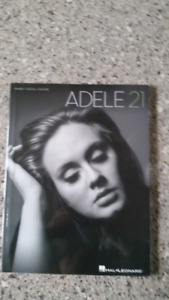 Adele 21 - Piano/Vocal/ Guitar Music  Book