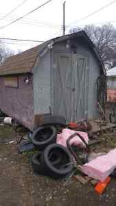 8x14 shed