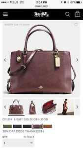 Selling Coach Purses 20% Off  - New, Packaged, with Tags London Ontario image 6