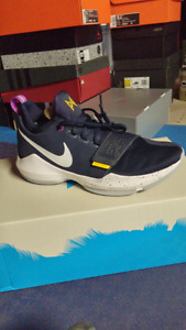 3 pairs of brand new PG 1 basketball shoes.