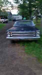 66 ford Galaxie 500 2Dr. Coupe