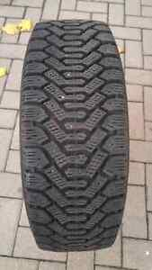 Winter tires / Honda / 4x100