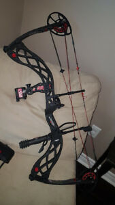 Bowtech Carbon Knight bow