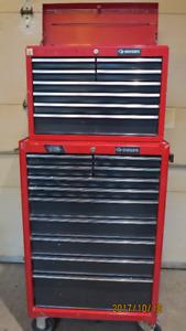 coffre a outils  27 pouces 19 tiroirs