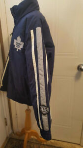 Reduced- Maple Leaf - Authentic NHL Jacket, Reduced