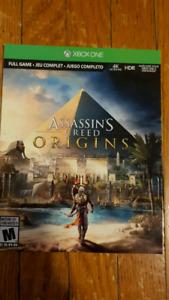Assassin's Creed Origins Xbox One digital code