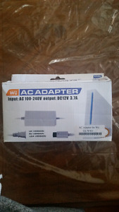 Brand new in box power adapter cord for wii