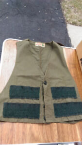 Clothing (vests)