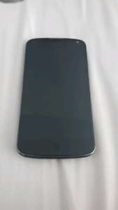 LG Nexus 4 Google phone unlocked