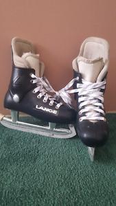 Lance boys skates size 5