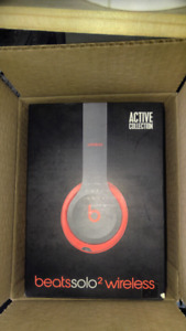 Real Dr. Dre. Solo 2 Active wireless head phones $200