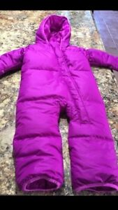 18-24 months down filled Columbia snowsuit