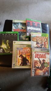 Xbox 360 and One games for cheap :) Prices in description below