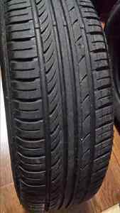 185/70/14 88T IRONMAN IMAX SET OF 4 A/S TIRES 75% TREAD