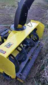 Snowblower for john deere