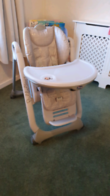 Chicco polly 2start high chair
