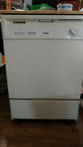 SOLD PPU Kenmore Portable Dishwasher