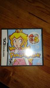 looking for super princess peach, Nintendo ds