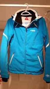 Manteau d'hiver Colombia Titanium