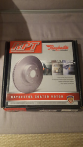 New Mazda 3 (2004-2013) Rear Brake Rotors RPT Raybestos $60