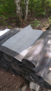 Rolled roofing