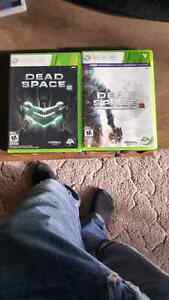 Dead Space 2 and 3