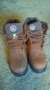 BRAND NEW WORK BOOTS