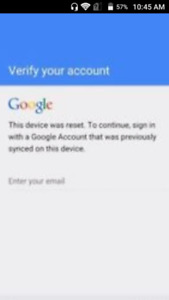 Can remove Google account lock same day lowest price