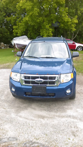 2008 Ford Escape V6 4x4 *As Is*