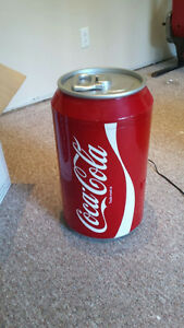 Coca-Cola Thermoelectric Cooler/Warmer Can Fridge