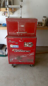 Craftsmen and Snap-on toolchest