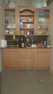 Kitchen or Bar Cabinetry