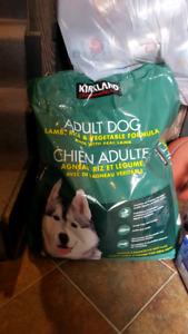 kirkland adult dog food ** given away pending pickup**
