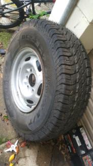bt50 steel rim New Tyre Cairns Cairns City Preview