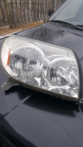 2005 toyota 4runner head lights