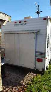 27' StarCraft Travel Trailer/Toy Hauler London Ontario image 6