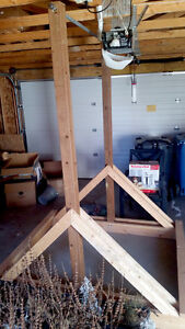 Homemade Chin-up / Pull-up Bar for Crossfit, weight training