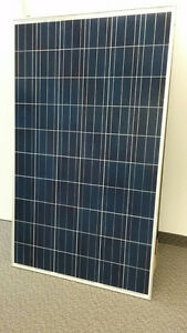 Used Canadian Solar 260W poly solar panel